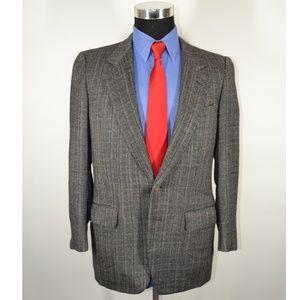 Ermenegildo Zegna 40S Sport Coat Blazer Suit Jacke
